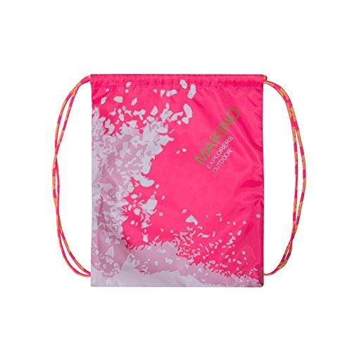 Pouch extérieur / sac de lavage extérieur-rose rouge 15L