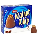 Nestlé Walnut Whip 6 Pack 180g