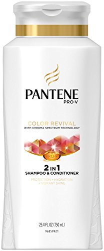 Pantene Pro-V Color Preserve Shine 2-In-1 Shampoo & Conditioner 25.4 Fl Oz (packaging may vary) (Pantene Prov Color Conditioner compare prices)