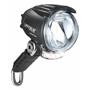 Busch & Müller Scheinwerfer Cyo RT LED Senso Plus Reflektor, schwarz
