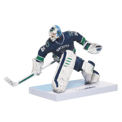 McFarlane Toys NHL Series 33 Cory Schneider Vancouver Canucks Action Figure