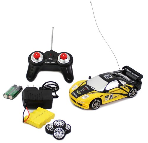 1:24 Scale RTR Remote Control Full Function Acura NSX GT Drift car with Rechargeable Batteries