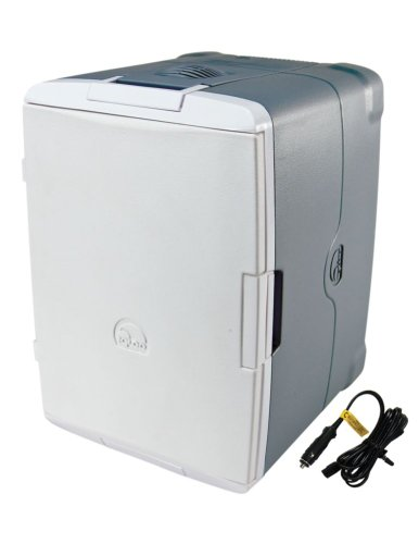 Igloo Iceless 40 Quart Thermoelectric Cooler With Converter