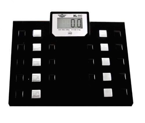 Heavy duty weight scales for obese people up to 1000 lbs for big heavy people for Large capacity bathroom scale