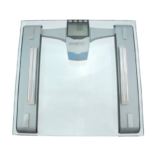 Buy Low Price 400 Pound Capacity Body Fat Hydration Bathroom Scale Dw 91g Health Monitor Mart