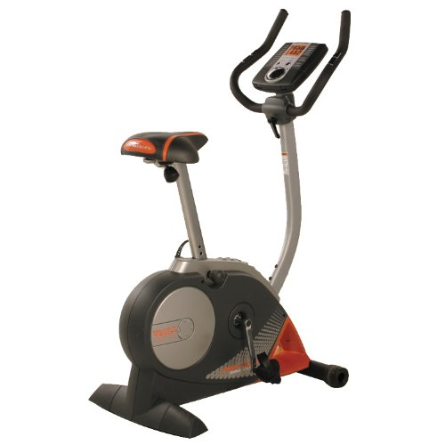 Proform 380ZLX Exercise Bike - Silver / Orange, 55X105X125 cm