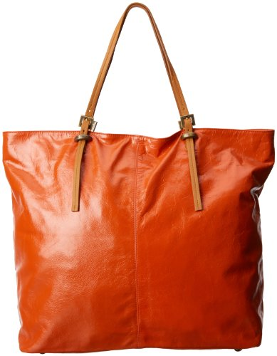 Latico Nadia 7958 Tote,Flame/Tan,One Size