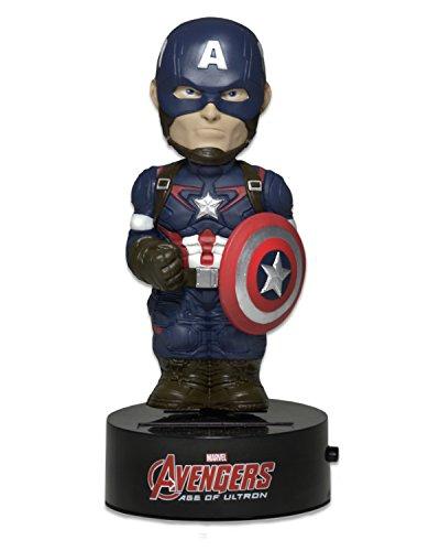 NECA Avengers Age of Ultron (Movie) - Body Knocker - Captain America