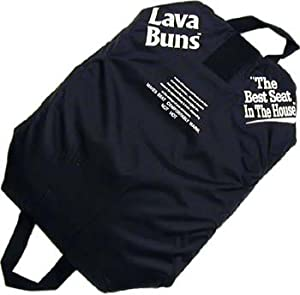 Lava Buns - Warmingcooling Seat Cushion - Black