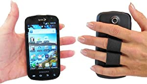 LAZY-HANDS® Phone Grip - FITS MOST (Black)
