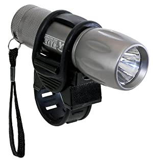 M-wave 9-led Alloy Bicycle Flashlight