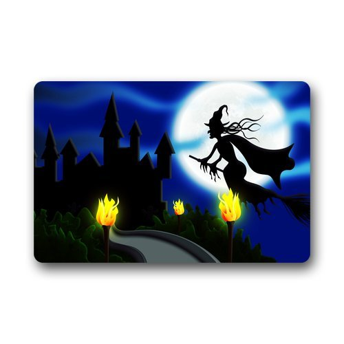 Custom meravigliosa decorazione per Halloween, motivo: Happy Halloween Zerbino 59,94 (23,6 cm x (L) (15,7 39,88 cm