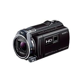 SONY ビデオカメラ Handycam PJ800 内蔵メモリ64GB ブラック HDR-PJ800/B