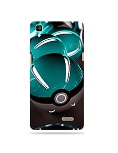 alDivo Premium Quality Printed Mobile Back Cover For Oppo R7 / Oppo R7 Printed Mobile Cover (MKD359)