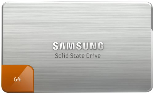 Samsung SSD 470 series 64GB SATA II 2.5 inch Solid State Hard Drive with 3 Year Warranty - Retail Pack