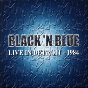 Live in Detroit 1984