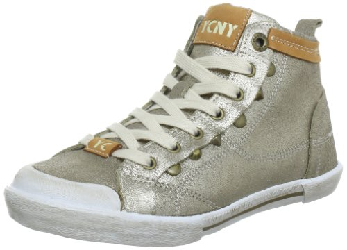 Yellow Cab Boogie High Top Womens Gold Gold (Gold) Size: 7 (40 EU)