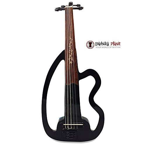 Electric-Oud-Fretless-OUD-with-Case-Gawharet-El-Fan-Electric-Aoud-Wave-Egyptian-OUD