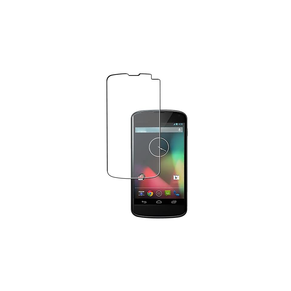 Theo&Cleo Premium Anti Glare Screen Protector Guard Film for LG Nexus 4 Google E960