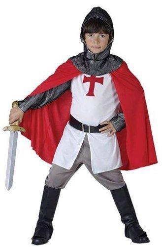 Crusader Boy - Childrens Costume - Small - 110 centimetri a 122 centimetri