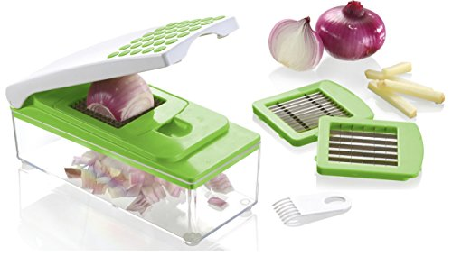 Kuuk Vegetable and Fruit Dicer (Onion And Vegetable Chopper compare prices)