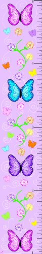 Mona Melisa Designs No Name Growth Chart, Butterfly front-636176