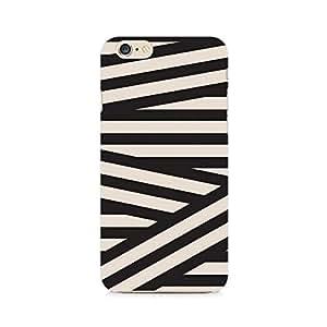 Ebby Criss Cross Premium Printed Case For Apple iPhone 6 Plus/6s Plus