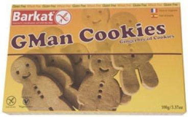 Barkat Gingerbread Cookies - 100g