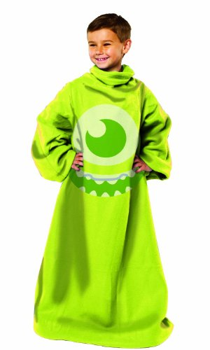 Disney - Monster U - Big Face Mike Youth Comfy ThrowTM (Series 023) - 1