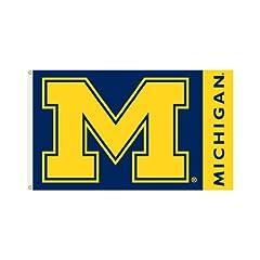 Buy BSI Michigan Wolverines Premium 3x5 Flag by BSI