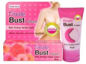 Nanomed Breast Augmentation Firming & Enlargement Cream (Bust Enhancing from Week 1, Natural) - 65g