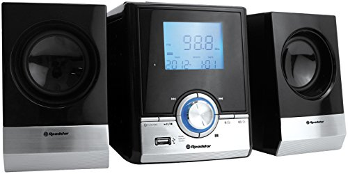 HIF-3650UMP Micro HiFi Anlage (CD, USB, AUX-IN, Kopfhörerausgang)