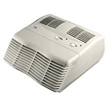 Hunter 30027 HEPAtech Air Purifier and Ionizer, White