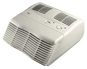 Hunter 30027 HEPAtech Air Purifier and Ionizer, White