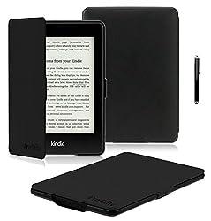 ProElite Ultra Slim Flip Case Cover for Amazon Kindle E Reader 6