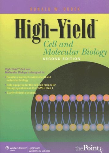 Molecular and Cell Biology For Dummies