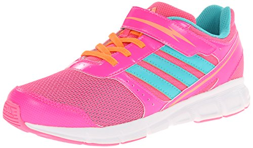b18c0c7dc8073 adidas Performance Hyperfast EL K Running Shoe (Little Kid Big Kid)
