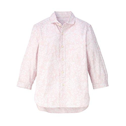 (タケオ キクチ)TAKEO KIKUCHI TOKYO ランダムジャカードシャツ レッド(462) 03(L)