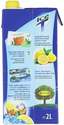 Rauch Eistee Zitrone, 6er Pack (6 x 2 l) von Rauch auf Gewürze Shop