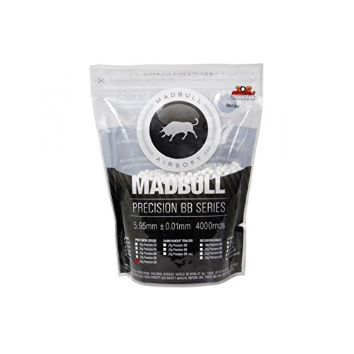 MADBULL 0.20g Precision BBs - Bag 4000 rds