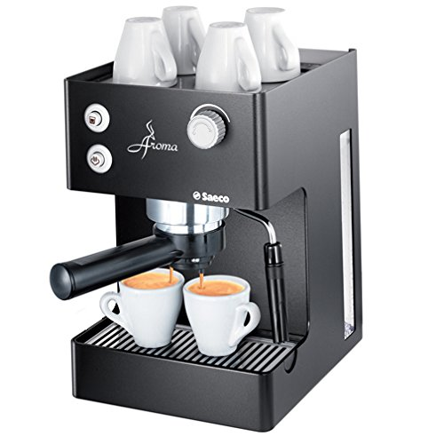 saeco 00347 aroma espresso machines are perfect for your first home coffee machine. Black Bedroom Furniture Sets. Home Design Ideas