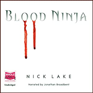 Blood Ninja | [Nick Lake]
