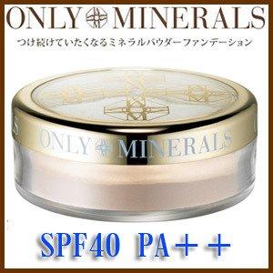 オンリーミネラル ファンデーション SPF40 10g 1個 オークル