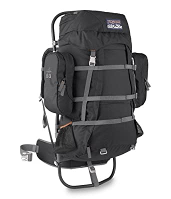 JanSport Carson Trail Series Backpack, Grey Humboldt