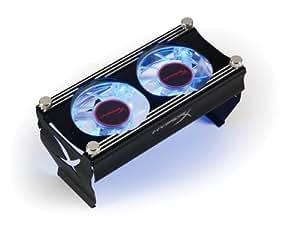 HyperX Fan Ventilateur Pour Mémoire RAM, 60 mm Noir KHX-Fan-B
