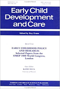 Development early childhood essay