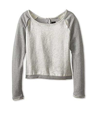 Insight Juniors Flintoff Fleece Sweater
