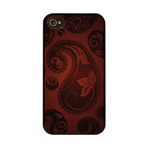 Big Red Mehndi Case for Apple iPhone 5/5s