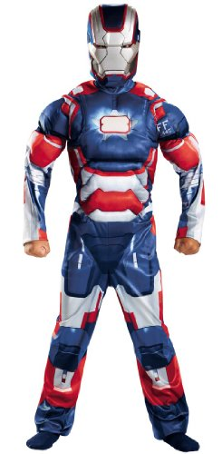 Iron Man Patriot Child Costume Size:Small