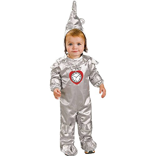 Wizard of Oz Tin Man Infant Costume